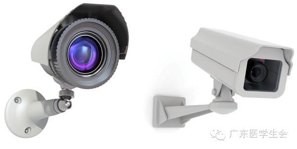 在厨房里安装监控摄像头
